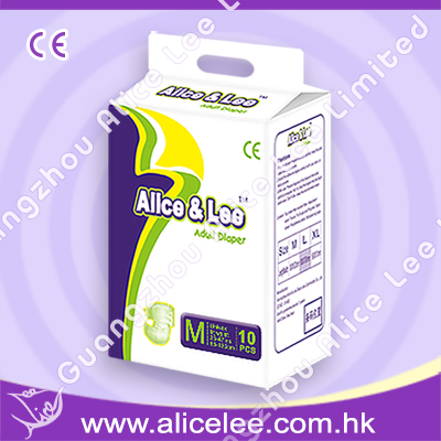 A2 series Alice & Lee Adult Diaper
